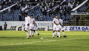 Partido de Comunicaciones vs Sanarate por el Torneo Apertura| Septiembre 2017