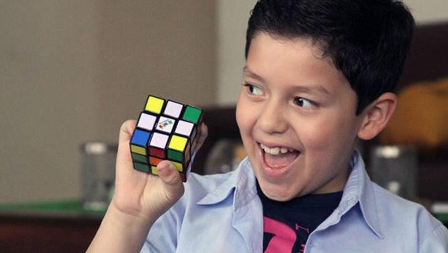 Taller de Cubo de Rubik | Septiembre 2017
