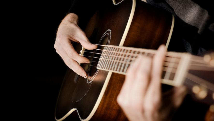 Curso de guitarra para principiantes   Septiembre 2017