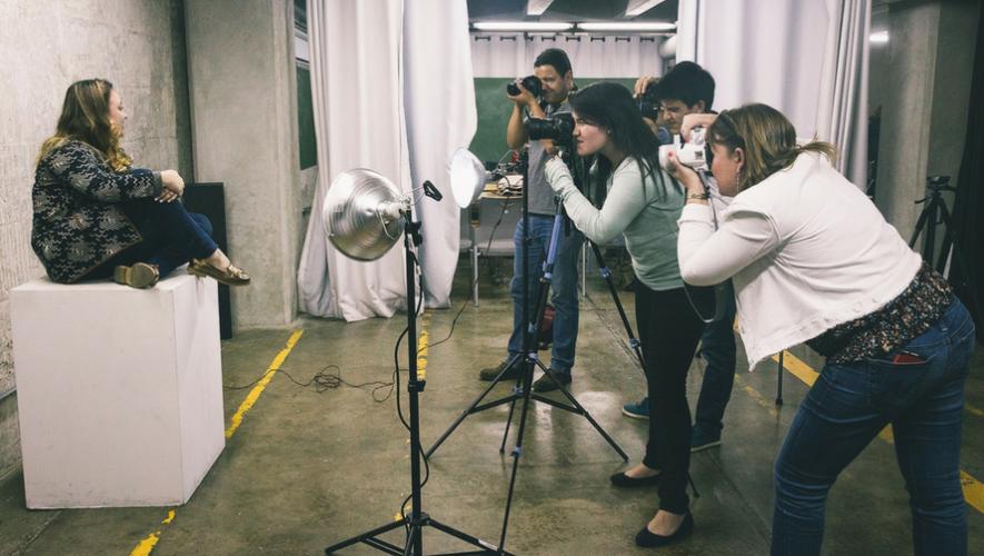 Curso de Introducción a la Fotografía en La Fototeca | Septiembre 2017