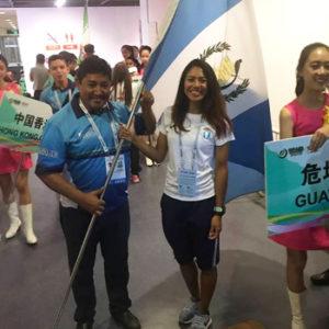 Dalia Soberanis en Campeonato Mundial de Patinaje 2017