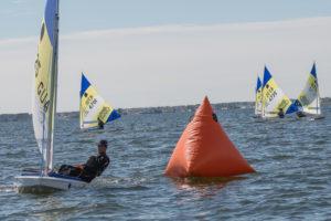 david hernandez, Mundial Sunfish de Vela 2017