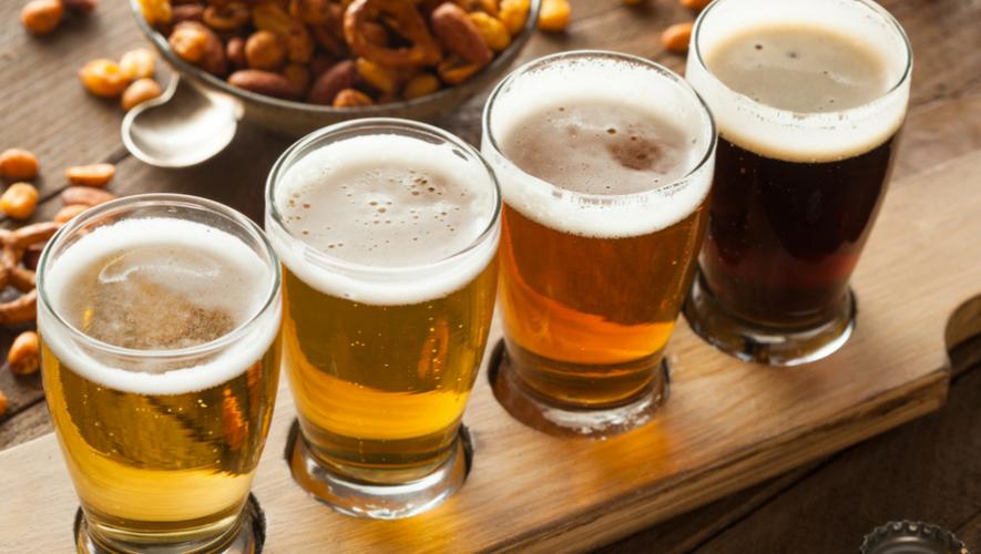 Degustación de cervezas artesanales en Antigua Guatemala | Septiembre 2017