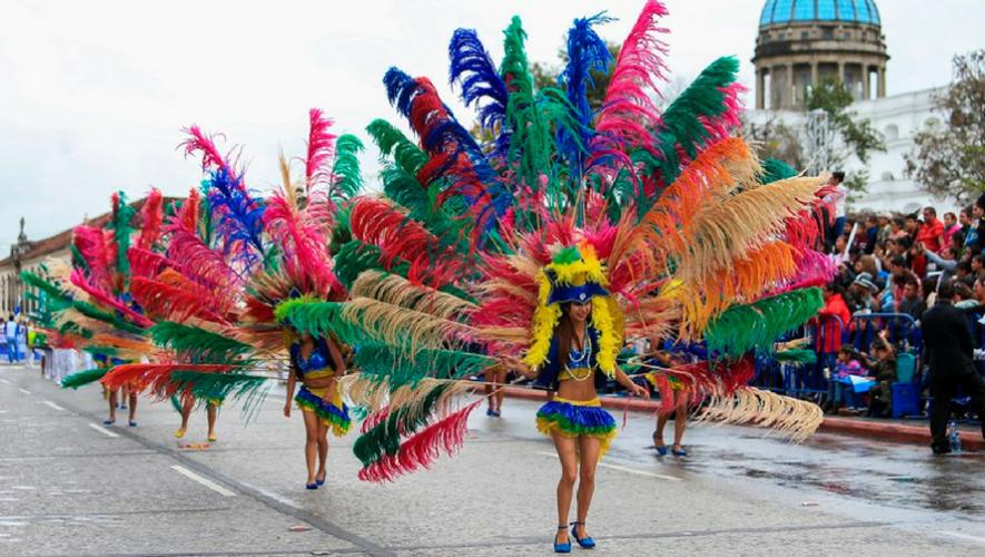 Desfile Cívico Escolar | 15 de Septiembre 2017