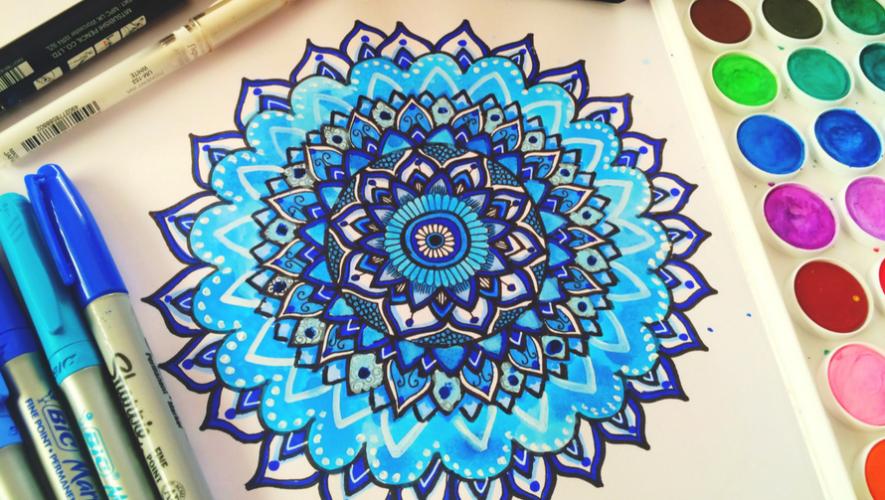 Taller para aprender a dibujar Mandalas | Septiembre 2017