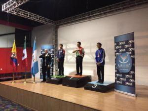 Diego Aguilar en Panamericano Juvenil de Boliche 2017