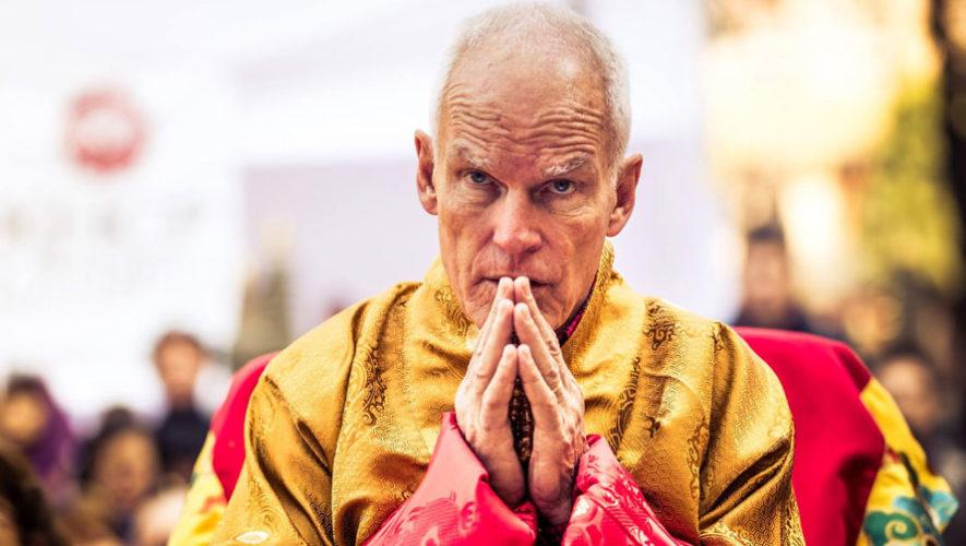 Conferencia sobre meditación con Lama Ole Nydahl | Octubre 2017