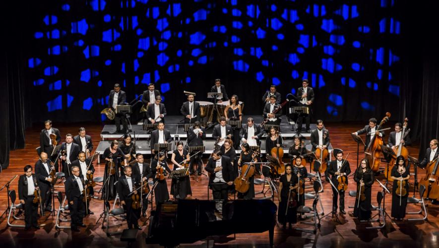 """Concierto """"El espíritu de Broadway""""   Septiembre 2017"""