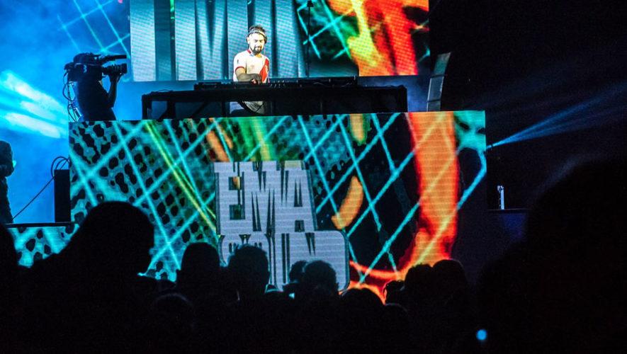 Festival cristiano de música electrónica Lumination | Octubre 2017