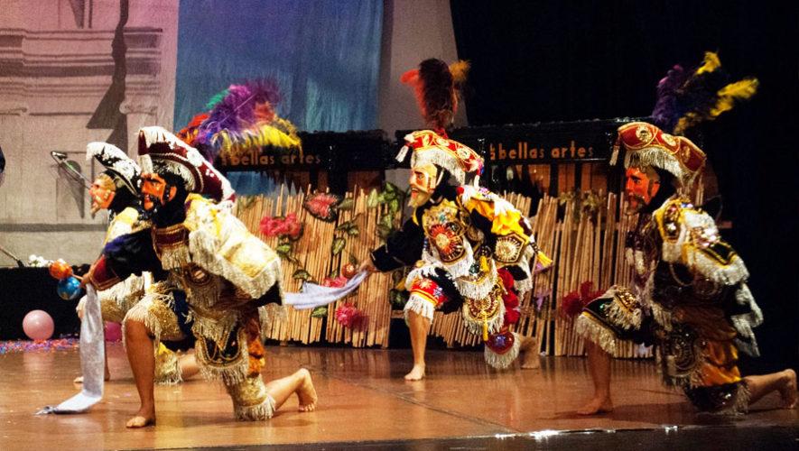 Presentación del Ballet Moderno y Folklórico de Guatemala   Octubre 2017