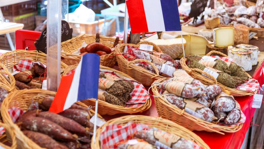 Gastronom a francesa en la f te de la gastronomie for La cocina francesa clasica