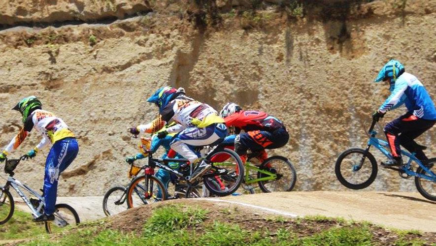 Final del Campeonato BMX de Malena Bike    Septiembre 2017