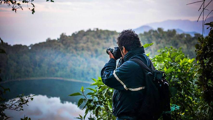 Campamento de fotografía en Volcán de Chicabal | Septiembre 2017