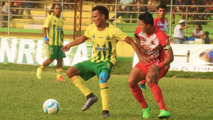 Partido de Guastatoya vs Malacateco por el Torneo Apertura| Septiembre 2017