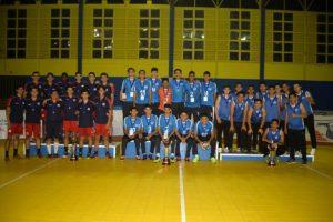 Centroamericano Sub-21 de Voleibol 2017: Guatemala bronce