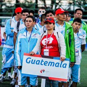 Fútbol de Olimpiadas Especiales, torneo