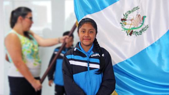 Cux y Gatica en Campeonato Latinoamericano de Tenis de Mesa 2017