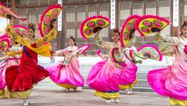 Día de la cultura coreana en Guatemala
