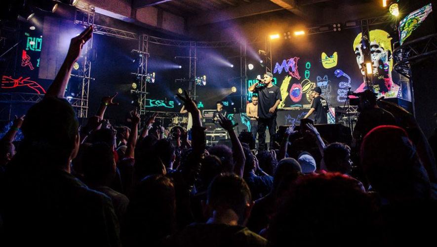 Festival de Hip Hop en Capiusa | Septiembre 2017