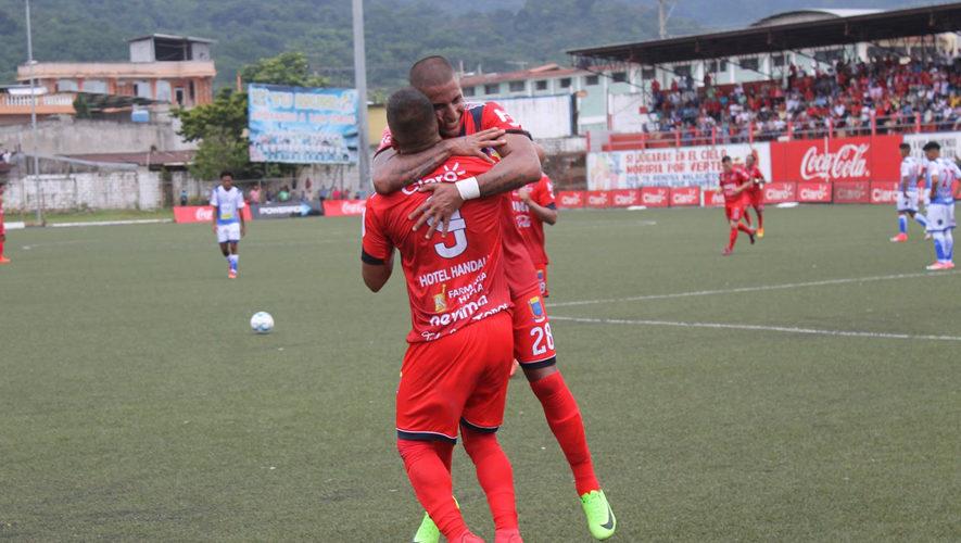 Partido de Malacateco y Siquinalá por el Torneo Apertura | Septiembre 2017