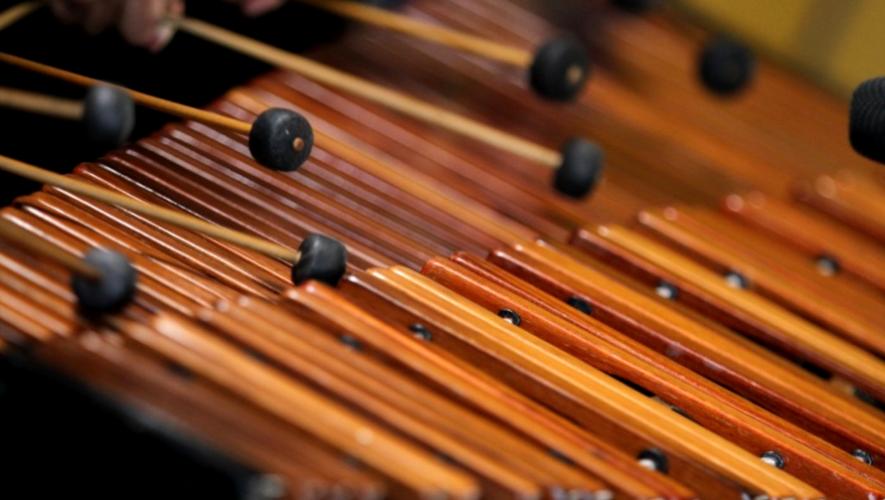 Recital de marimba gratuito | Septiembre 2017