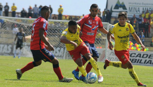 Partido de Marquense vs Xelajú por el Torneo Apertura| Septiembre 2017