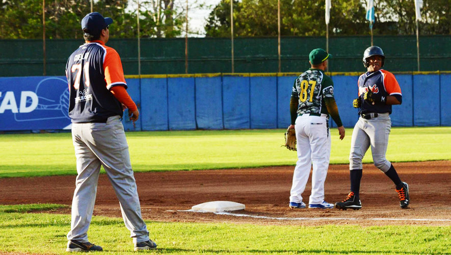 Final de béisbol entre Mavericks y Vikingos