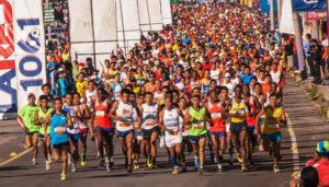 Media Maratón Xela 21K   Noviembre 2017