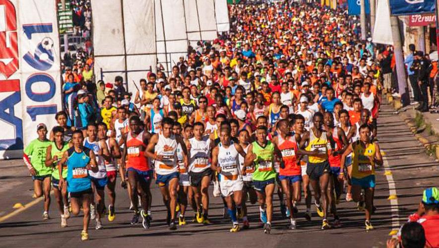 Media Maratón Xela 21K | Noviembre 2017