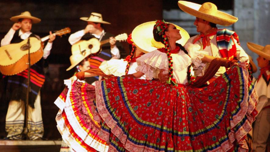 Fiesta Tradicional Mexicana en Ciudad de Guatemala | Septiembre 2017