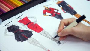 Taller gratuito de diseño de modas | Septiembre 2017