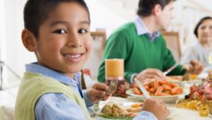 Curso buenos modales en la mesa para niños | Septiembre 2017