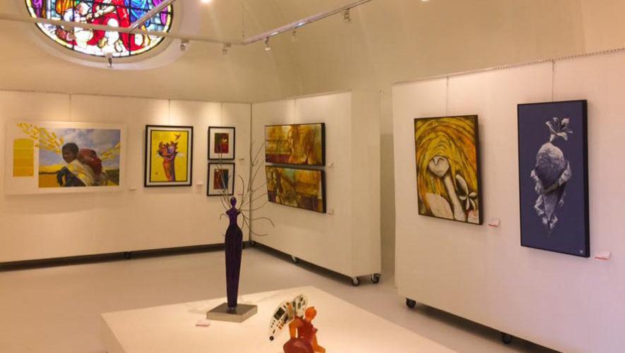 """Exposición """"Momentos"""" en Patronato de Santo Domingo   2017"""