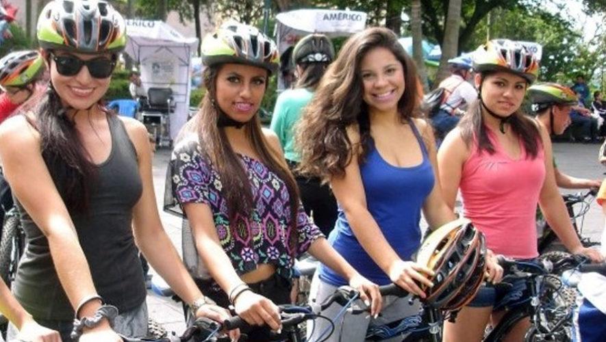 Recorrido en bicicleta para mujeres | Septiembre 2017
