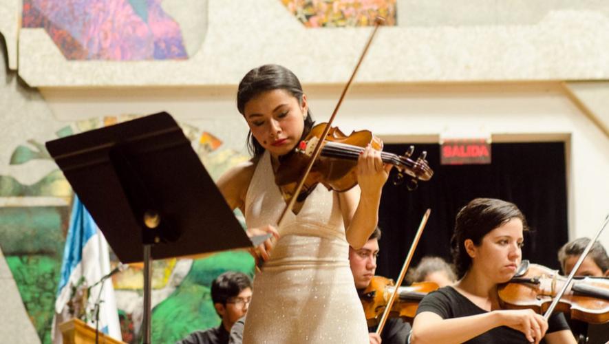 Tarde de música clásica en ArteCentro Paiz   Septiembre