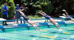 natacion Juegos Nacionales de Pentatlón 2017