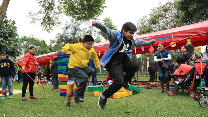 Celebración del Día del Niño en Majadas Once | Octubre 2017