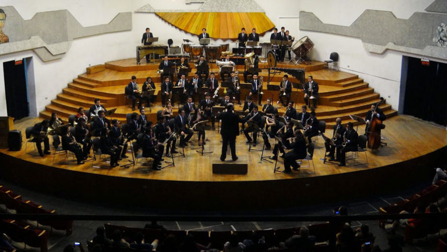 Presentación de la Orquesta Guatemalteca de Vientos | Septiembre 2017