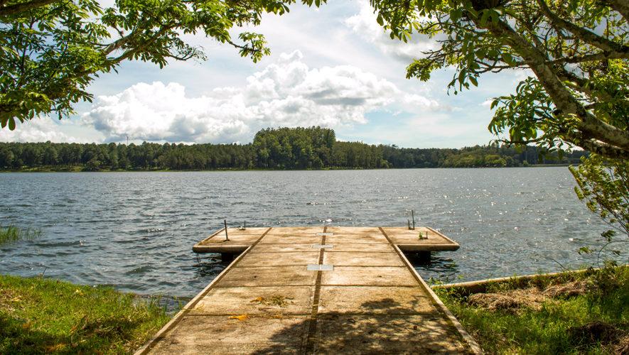 Competencia de Aguas Abiertas en Laguna del Pino    Octubre 2017