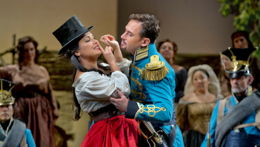 Proyección de Opera L'Elisir d'Amore   Febrero 2018
