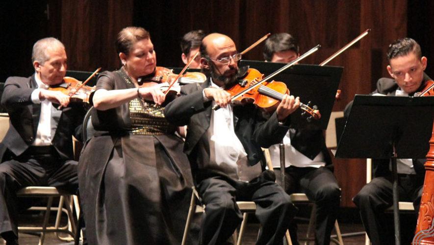 Concierto de Independencia de la Orquesta Sinfónica Nacional | Septiembre 2017