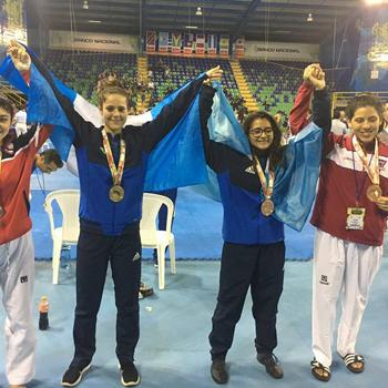 (Foto: Federación Nacional de Taekwondo)