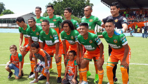 Partido de Siquinalá vs Municipal por el Torneo Apertura| Septiembre 2017