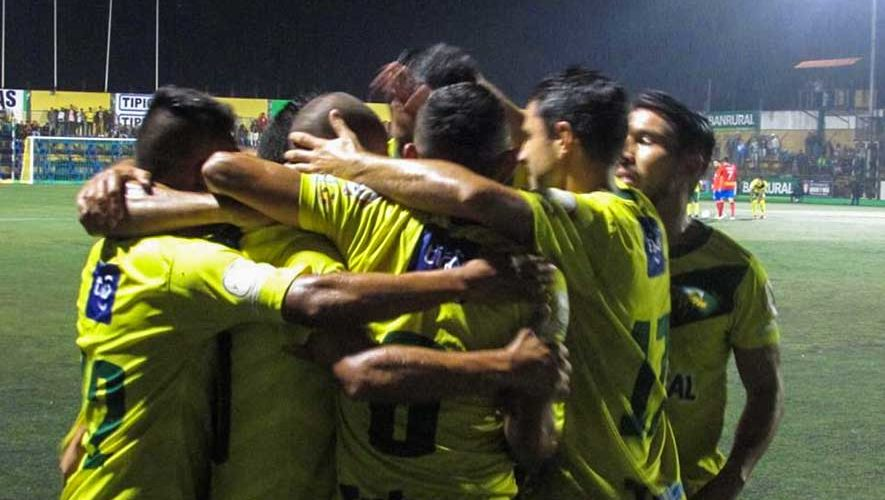 Partido de Petapa y Sanarate por el Torneo Apertura | Septiembre 2017