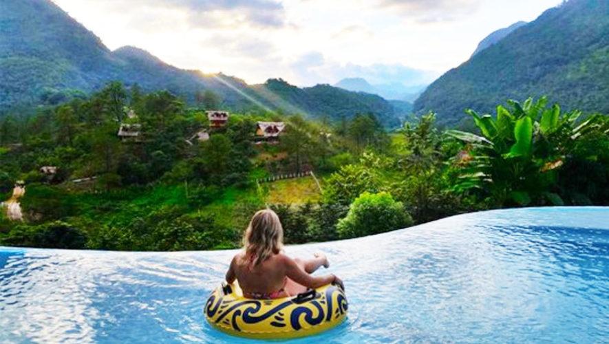 Hermosas piscinas en Guatemala que querrás conocer