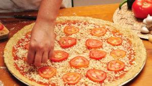 Taller para crear tu propia pizza | Septiembre
