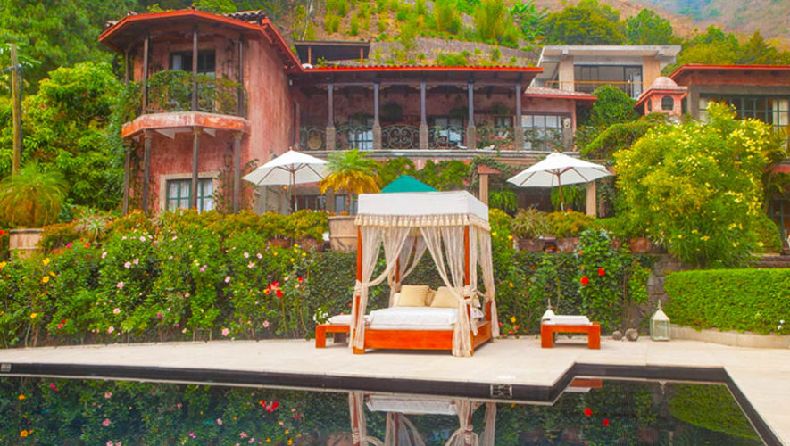 Hoteles lujosos de Guatemala