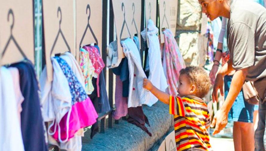 Lugares para donar ropa y zapatos en la Ciudad de Guatemala