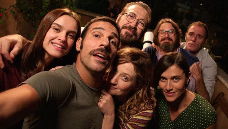 Proyección de la película Perfectos Desconocidos | Octubre 2017