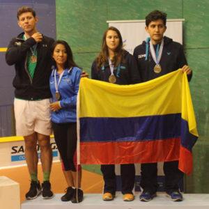 el Panamericano Mayor de Squash 2017